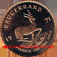 1971 Krugerrand Proof