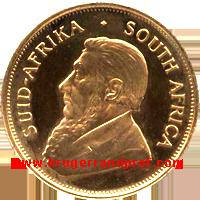 1973 Proof Krugerrand