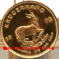 1973 Krugerrand