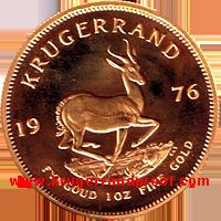 1976 Proof Krugerrand