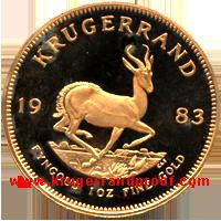 1983 Proof Krugerrand