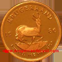 1986-Krugerrand