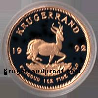 1992-Proof-Krugerrand